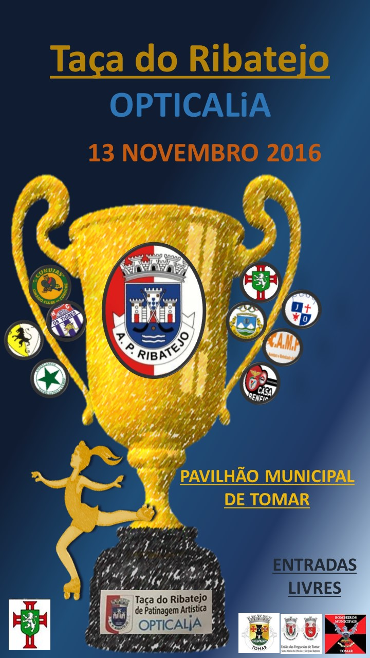 CARTAZ TAÇA APR 2016